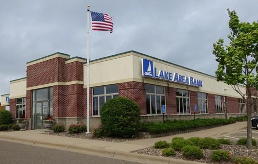 Lake Area Bank Branch - Stillwater