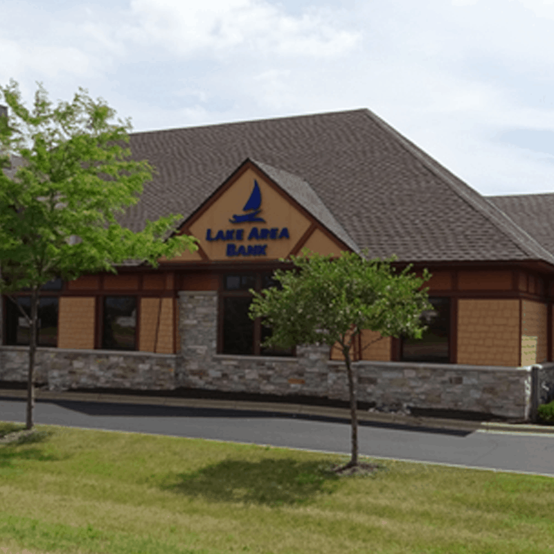 Lake Area Bank - Hugo Branch