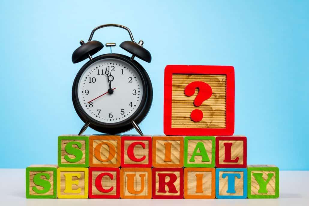 Social Security Time Clock