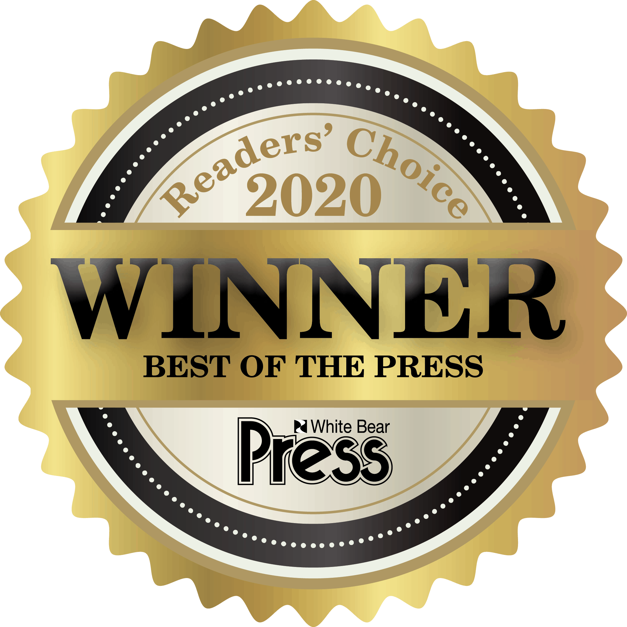 WINNER | BEST OF THE PRESS
