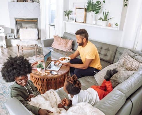 Teaching Finances at Home