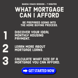What Mortgage Can I Afford